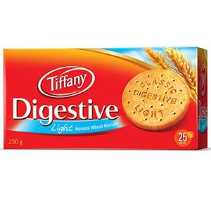Tiffany Digestive 3 Natural Wealth Biscuit 3g
