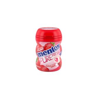 Mentos Pure Fresh Strawberry Nano Bottle 20g