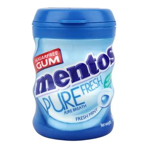 Mentos Pf Fresh Mint Nano Bottle 20g