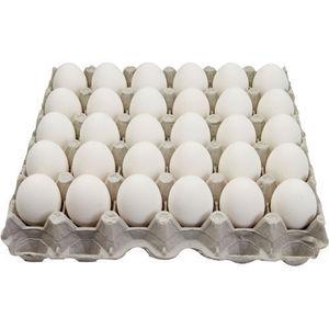 Khanza Grade A Fresh Eggs White 6s