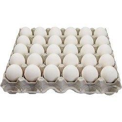 Khanza Fresh White Eggs Pack 30pcs