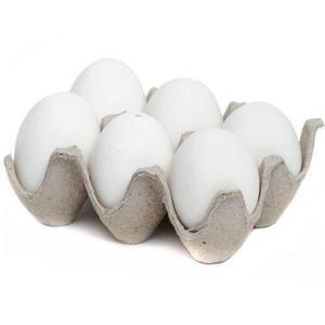 Khanza Fresh Brown Eggs Pack 6pcs