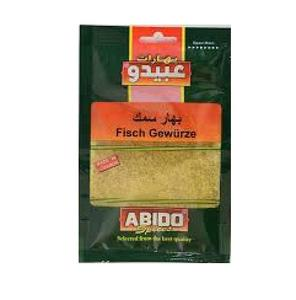 Abido Hot Fish Spices 50g
