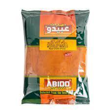 Abido Red Chilli Powder 50g