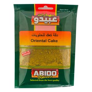 Abido Oriental Cake 50g