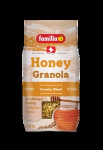 Familia Museli Honey Granola 75g