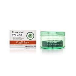 Purederm Cucumber Eye Pads Pre-Moistened 1pc