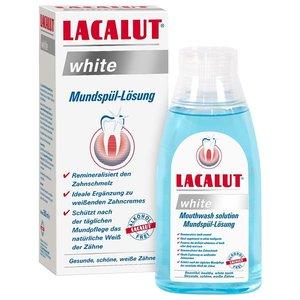 Lacalut White Mouthwash 1pc