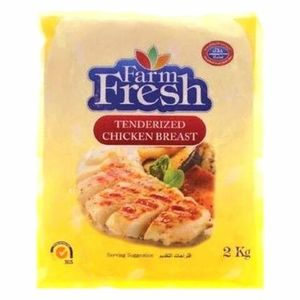 Farmfresh Tenderized Chicken Breast 2000g