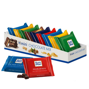 Ritter Sport Cocoa Chocolate Mix Mini Tower 116g