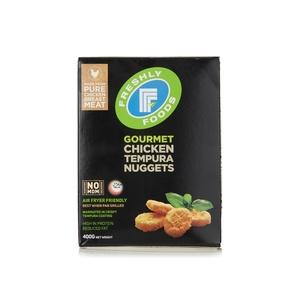 Freshly Foods Chicken Tempura Nuggets 750g