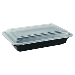 Union Microwave Containers Rectangle 6pc