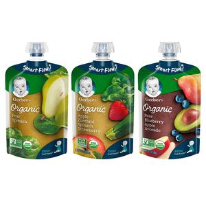 Gerber 2nd Foods Organic Baby Food 1pc
