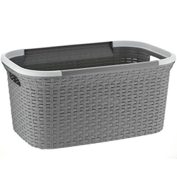 Rio Rattan Laundry Basket 1pc