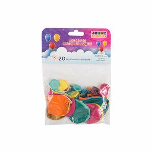 Johny And Johny Metalic Balloon 1pc