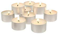 Party Fun Torch Light Candle Box Assorted 1pc