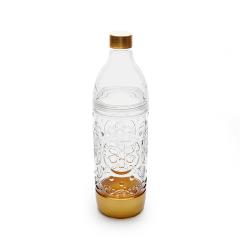 Al Hoora Glass Water Bottle 12pc