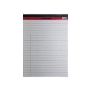 Atlas Legal Pad A4 Sheet White 1pc