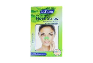 Lafresh Nose Strip Aloe Vera Green Tea 10s