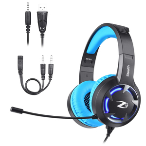 Zoook Gaming Headphone With Mic 1pc