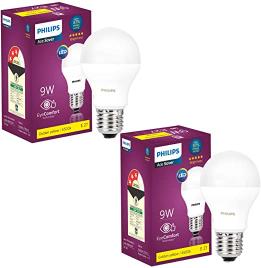 Philips ES Led Bulb 9W 2s