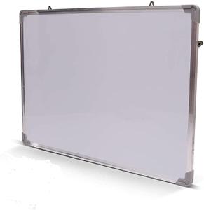 The Bookshop White Board Steel Frame 1pc
