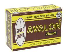 Avalon Rubber Bands 1pc