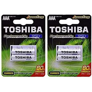 Toshiba Toshiba Rechargeable Bat 1pc