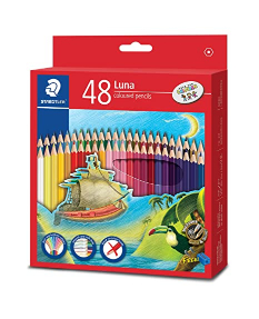 Staedtler Luna Coloring Pencil 48 Colors 1pc