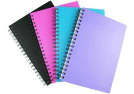 Lambert Wire-O Hard Cover Notebook Sng 1pc
