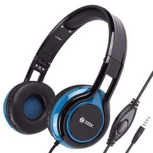 Zoook Headphone With Mic Exta Bass 1pc