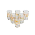 Dimlaj Glass Tea With Handle Set 1pc