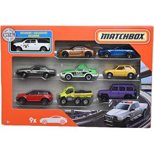 Match Box Car Pack Window Box 1pc
