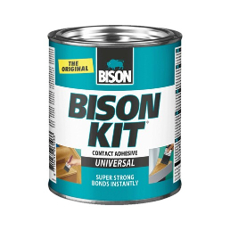 Bison Kit Montage Adhesive 650ml