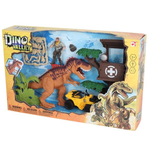 Dino Valley Dinosaur Playset 1pc