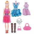 P.Joy Leila Trendy Dolls 1pc