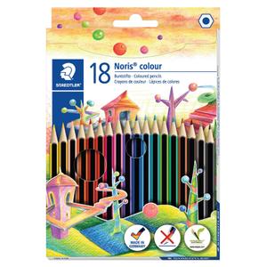 Staedtler Noris Colour Pencil Set 1pc