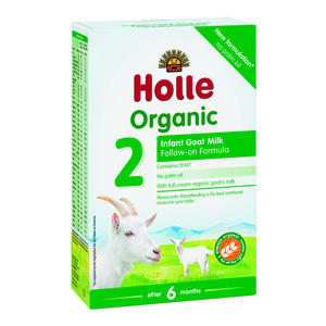 Holle Holle Organic Goat Milk 400gm