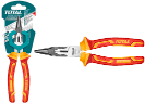 Total Insulated Long Nose Pliers 1pc