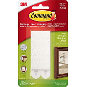 3M-Command Large Picture Hanging 1pc