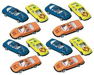 Amscan Die Cast Cars Hi Count Favors 1pc