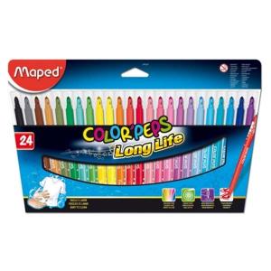 Maped Color Peps + Felt Pen 1set