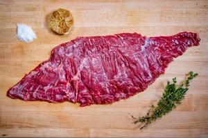 Australian Wagyu Beef Flap Steak Marbling 100g