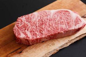 A5 Japanese Wagyu Beef Striploin Steak 300g