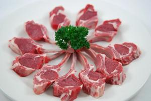 New Zealand Grass Fed Frenched Lamb Cutlets 1kg