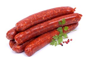 New Zealand Grass Fed Lamb Merguez Sausage 1pc