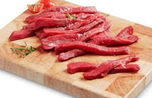 New Zealand Grass Fed Lamb Stir Fry / Stroganoff 500g