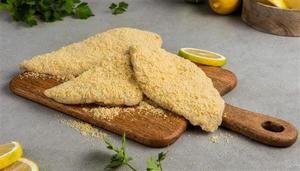 New Zealand Defrosted Chicken Schnitzel 500g