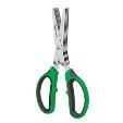 Cuisineart Kitchen Scissors Green 1pc