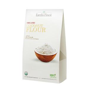 Earth'S Finest Organic Coconut Flour 500g